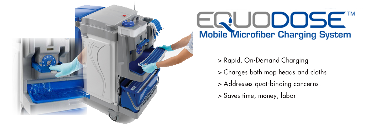NEW! Equodose Mobile Microfiber Charging System